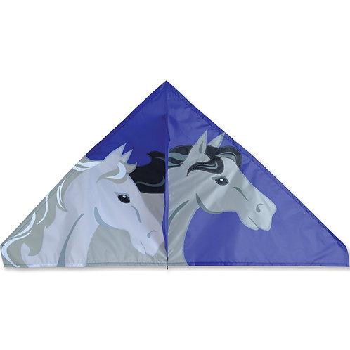 """56"""" DELTA - RUNNING HORSES"""