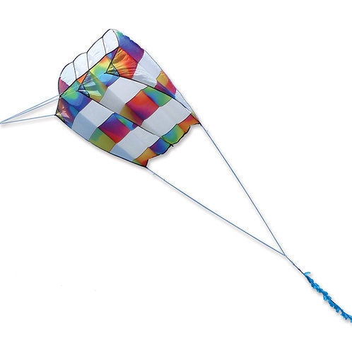 KILLIP FOIL KITE 10 - RAINBOW STRIPES