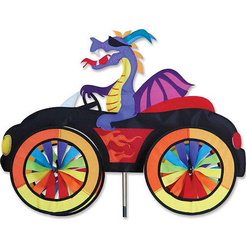 25in DRAGON CAR SPINNER