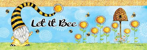 GNOME & BEES SIGNATURE SIGN