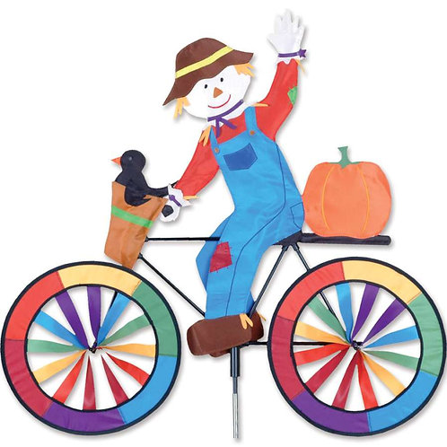 30in SCARECROW BICYCLE SPINNER