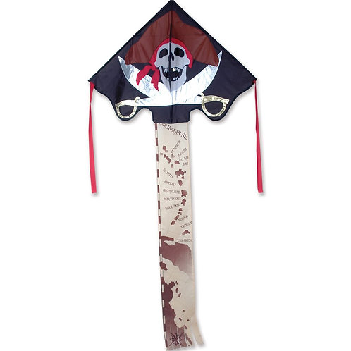 PIRATE LARGE EASY FLYER KITE