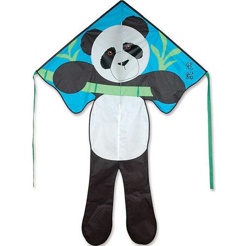 PANDA BEAR LARGE EASY FLYER KITE