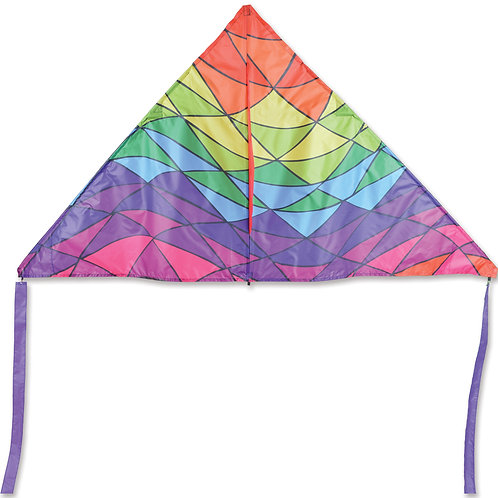 6.5ft. DELTA - RAINBOW TRIANGLES