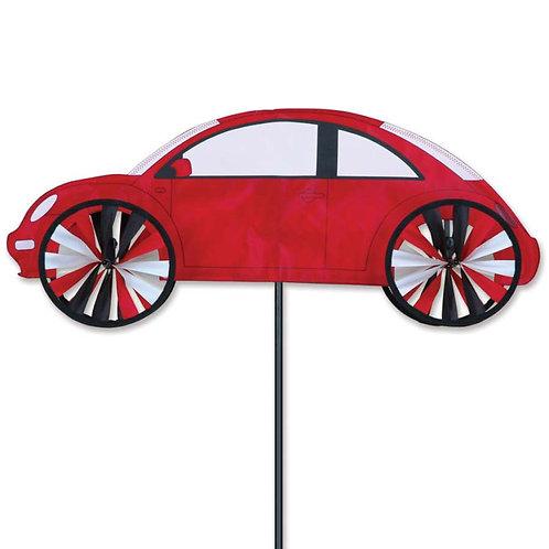 24in RED VW BEETLE SPINNER