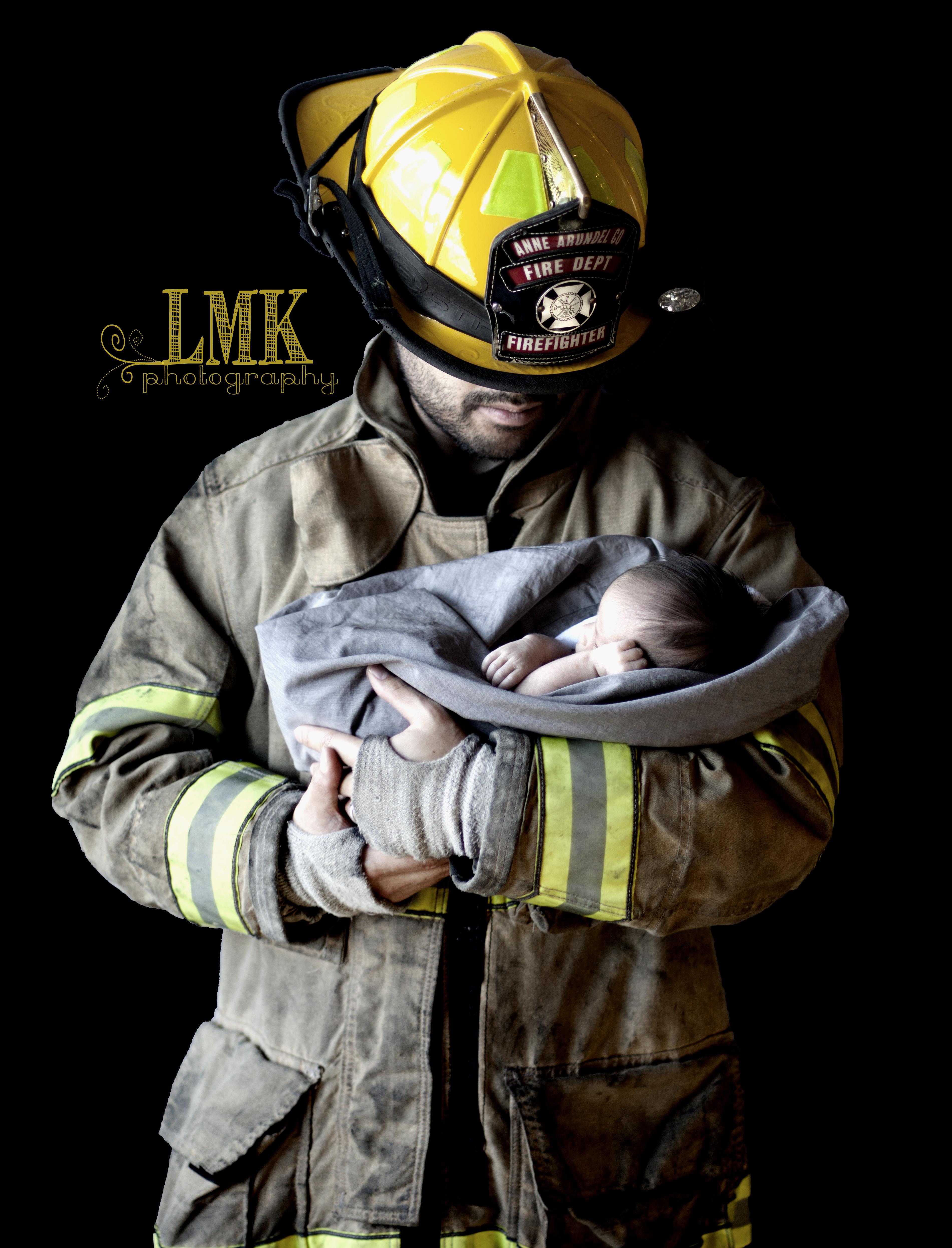 Fireman&Baby K