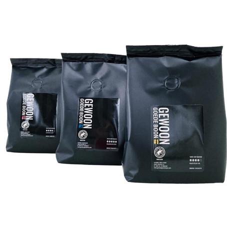 Ontdek je favoriete koffie met de koffiebonen thuisproeverij