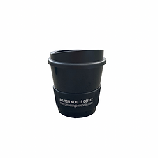 koffiebeker choose to re-use cup zwart voorkant witte achtergrond.PNG