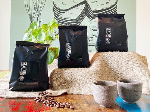 Koffie to-go pakket