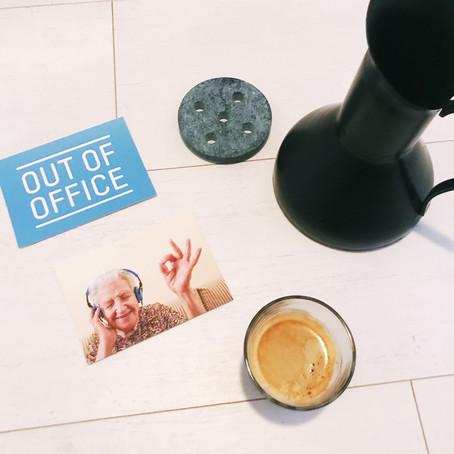Wie haalt koffie?