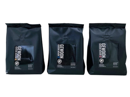 Gewoon, goede boon introduceert nieuwe koffiebonen