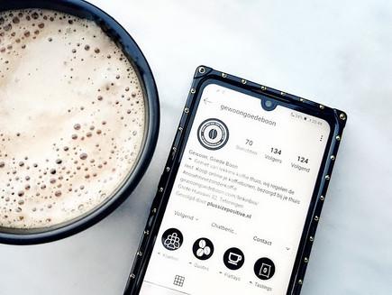 10 Instagram accounts die je wilt volgen als koffie lover