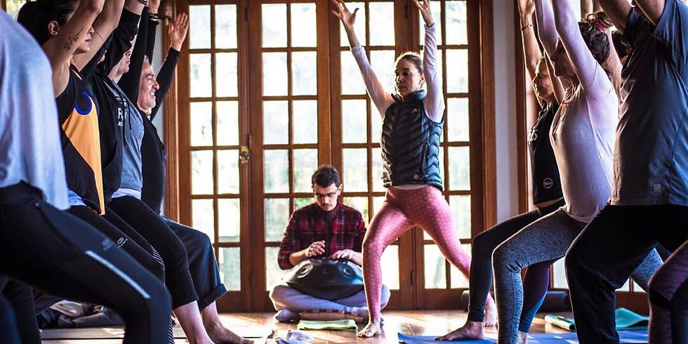 Retiro de Yoga com Andrea Felice - 2å edição