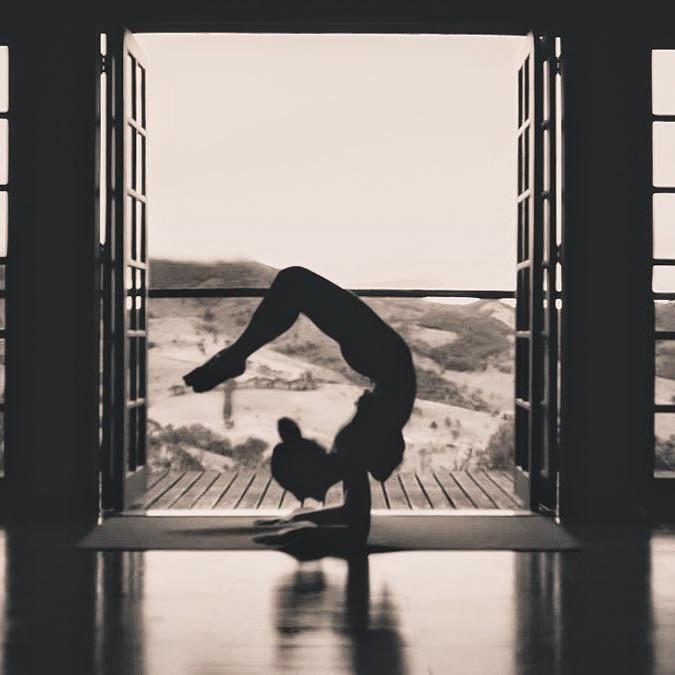Retiro de Ashtana Yoga com Andrea Felicce