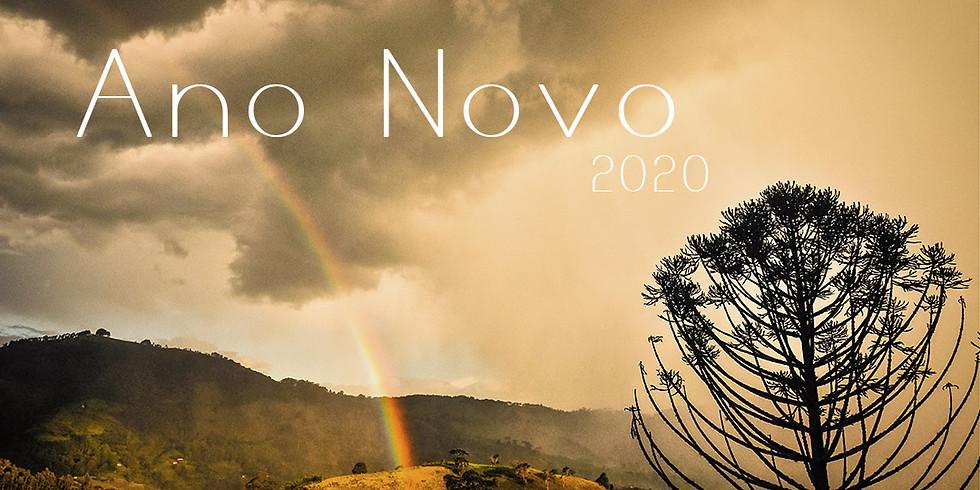 Celebração de Ano Novo 2020