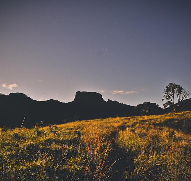 Vista do Monte Varshana -