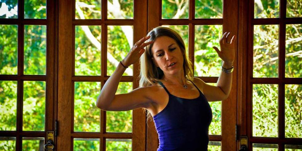 Retiro de Yoga com Greta Hill