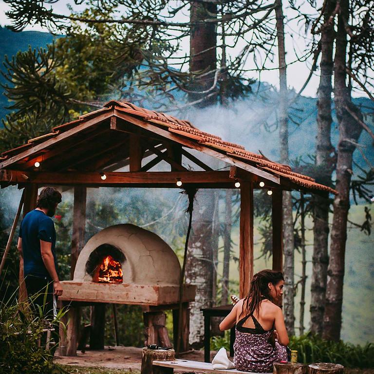 Pizza no Jardim - 21 a 23 de maio