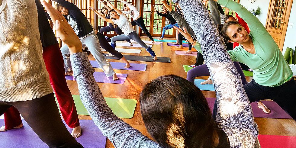 Retiro Sim Yoga - Yoga e Ayurveda