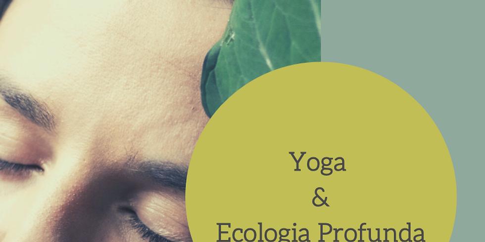 Retiro com Raquel Peres - Yoga & Ecologia Profunda