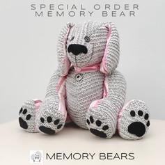 Special order Memory Bear Video
