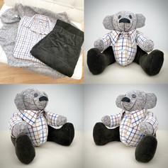 Original Combination Memory Bear