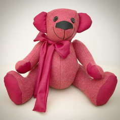 Memory Bear with bow