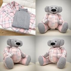 PJ Memory Bear