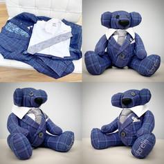 Suit Memory Bear