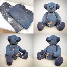 Workwear Memory Bear
