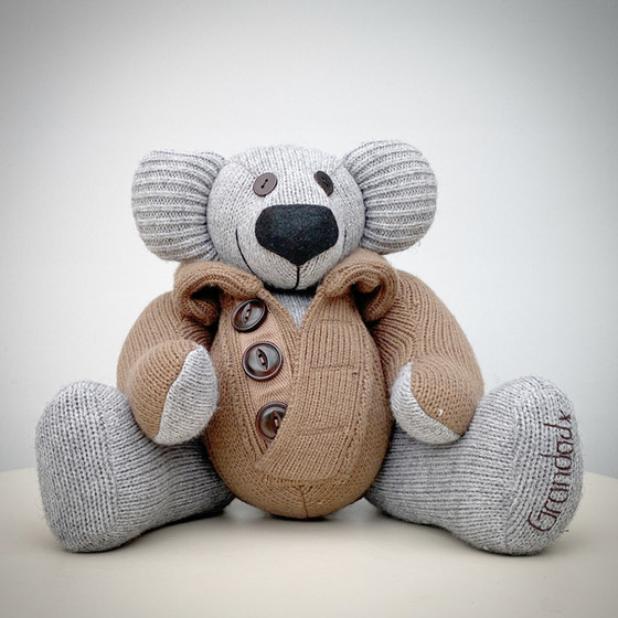 memory-bear-made-from-clothes-brown-jumper.JPG