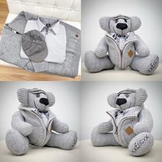 A Combination Memory Bear