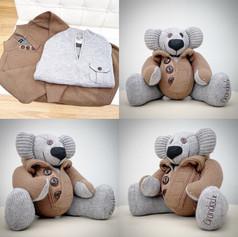 Combination Memory Bear