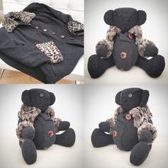 Coat Memory Bear