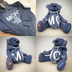 Memory Bear Hoodie