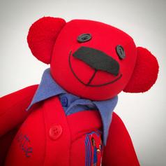 School Memory Bear
