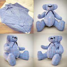 Shirt Memory Bear