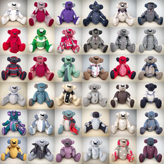 Memory Bears collection