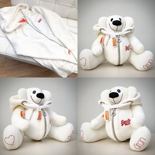 Hoodie Memory Bear