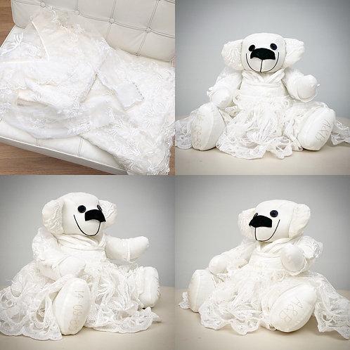 Dress Memory Bear