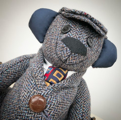Memory Bear with Hat