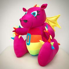 Dragon Memory Bear