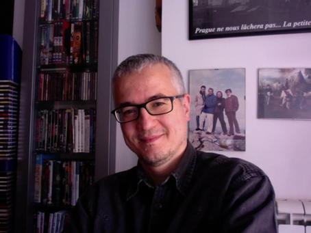 Meet Alfredo Arciero, a Triality writer from Italy