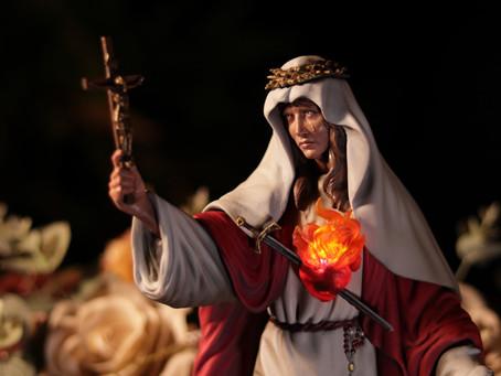 Quem é Nossa Senhora do Preciosíssimo Sangue e das Criancinhas Abortadas?