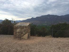 Ojai Topa Topa Mountains. .jpg