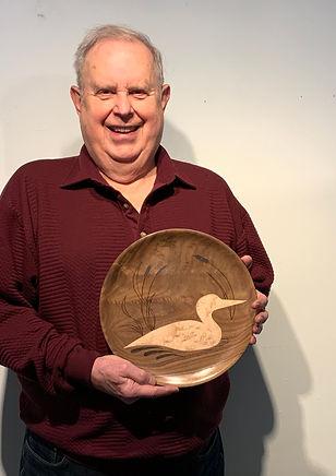 20-Housley, artist -  Languishing Loon