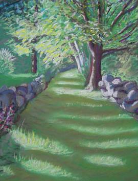 Carolyn Rhoads - Old Farm Lane.jpg