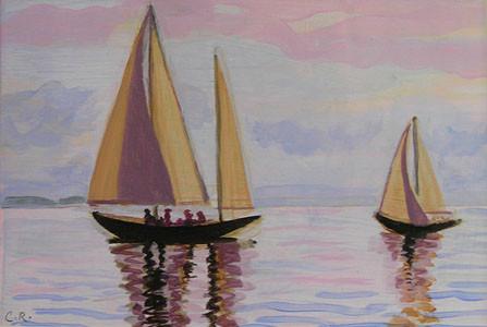 Carolyn Rhoads - Evening Sail.jpg