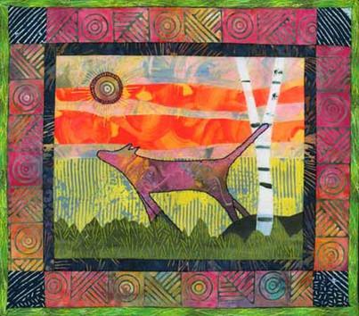 Cathy Grigsby - Wolf Birch