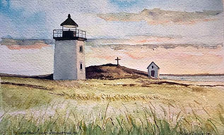 Maggie Daigle - Long Point Light.jpg